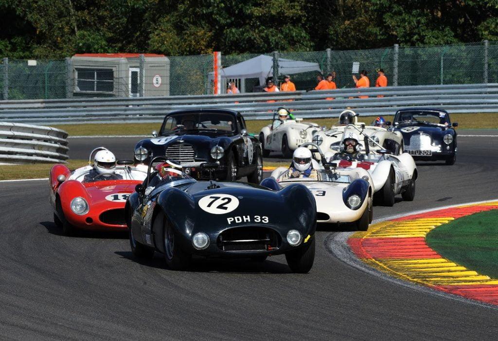 50s sports cars start your engines motor racing legends. Black Bedroom Furniture Sets. Home Design Ideas