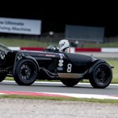 Friedrichs and Alvis topple Frazer Nash duo