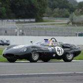 Ward ends Ferrari domination in Lister-Jaguar