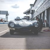 Motor Racing Legends 50s Sports Car grids all set for stunning season opener at Donington Historic Festival