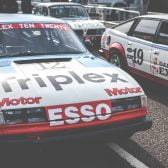 Full grid set for Historic Touring Car Challenge & Tony Dron Trophy at Donington Historic Festival