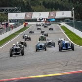 Pirate plunders Francorchamps gold