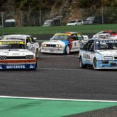 Steve Dance and Harry Whale score at Spa in HTCC