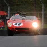 Ferrari hits back in Stirling Moss Trophy contest
