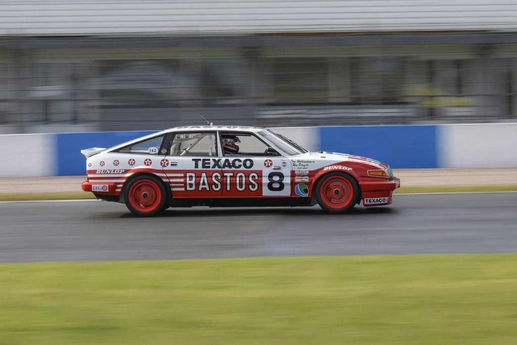 Soper and ward show rover s vitesse motor racing legends for Dave smith motors hours