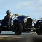 Pre-War Sports Cars at the Algarve
