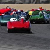 Donington Historic Festival, 30 April to 1 May 2011