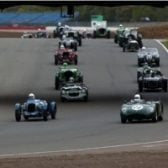 Early Post-War Cars Join Pre-War Racers at HSCC Silverstone 16 May 2010