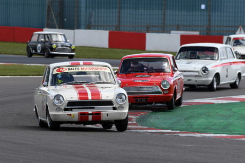 Sixties Touring Car Challenge with U2TC