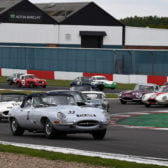 Minshaw Duo take Pre '63GT honours.