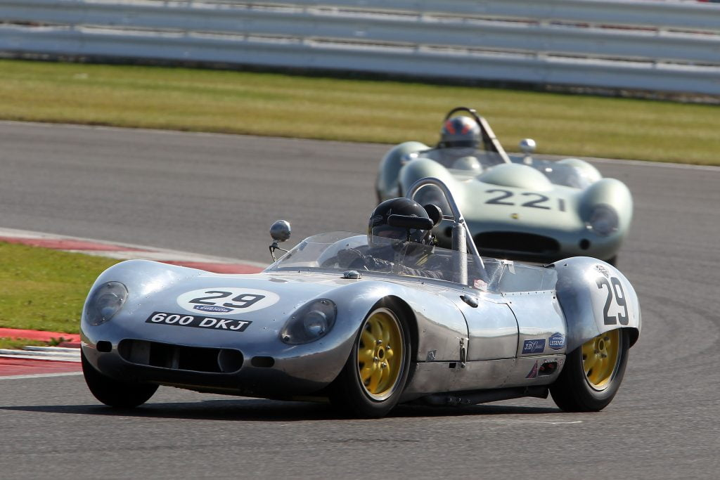 Motor Racing Legends announces Eric Broadley Tribute at Silverstone ...
