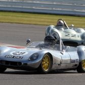 Motor Racing Legends announces Eric Broadley Tribute at Silverstone Classic