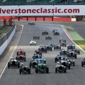 The Bentley Boys return to Silverstone Classic in honour of Glen Kidston