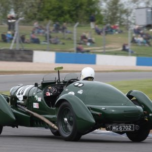 Two Go Mad in Frazer Nash2