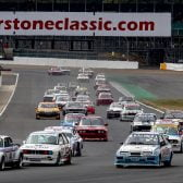 Victory for Whale duo in Historic Touring Car Challenge