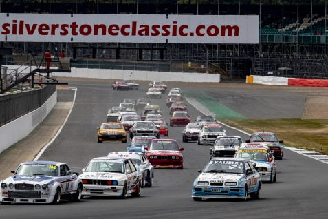 Historic Touring Car Challenge with Tony Dron Trophy