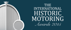 International Historic Motoring Awards