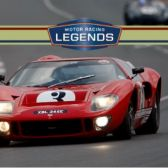 The Amon Cup for Ford GT40s : Series in the Spotlight