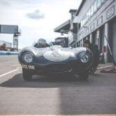Motor Racing Legends 50s Sports Car grids all set for stunning season opener at Donington Historic Festival
