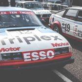 Full grid set for Historic Touring Car Challenge & Tony Dron Trophy at Donington Historic Festival