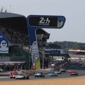 GT40 One-Two at Le Mans Legend