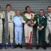Motor Racing Legends at the Donington Historic Festival, 5-6 May 2012: