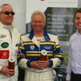 Woodcote Trophy at the Silverstone Classic