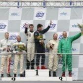 Woodcote Trophy at Dijon Grand Prix de l'Age d'Or, Dijon 19 June 2010
