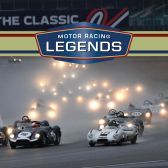 O'Connell Goes for Gold : Motor Racing Legends Racers are the Winners at Classic Silverstone 2021