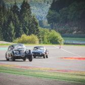 The Jaguar Classic Challenge joins Motor Racing Legends