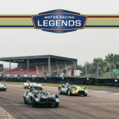 Thruxton Historic 2021 -  First-Class Grids Come to the Fastest Circuit in the Country