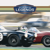 Fully Loaded Grids at Donington Historic Festival