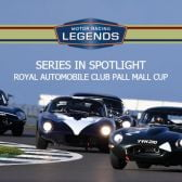 The Royal Automobile Club Pall Mall Cup - Series in Spotlight