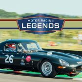 Phew, What a Scorcher! Tiff Returns to the Top at Thruxton Historic