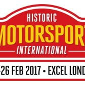 Motor Racing Legends first to sign up to Historic Motorsport International Show 23-26 Feb 2017